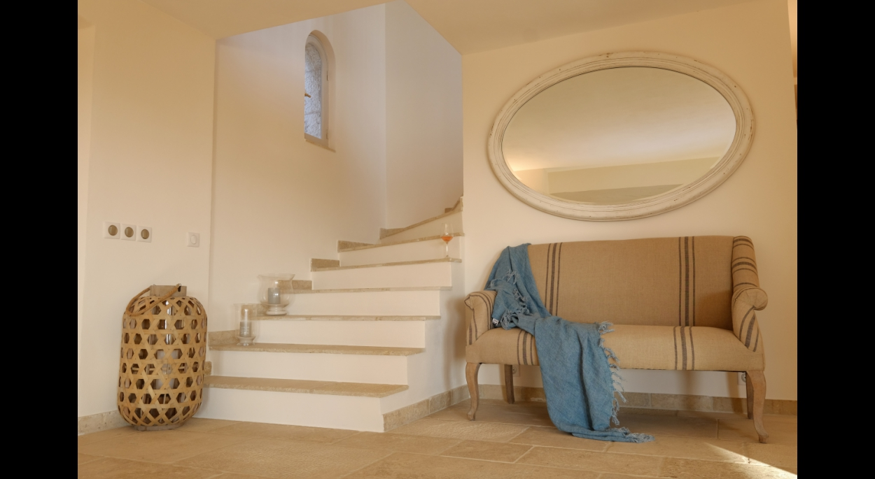 Escalier vers l'etage