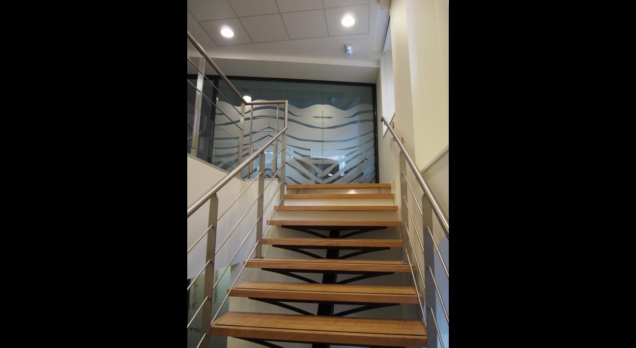 Projet CCMSC - Atelier d'Architecture Deschamps Selestat - Rénovation d'une banque 3