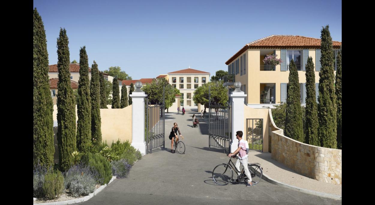 Le Domaine des Cyprès - ALLAUCH (13) - Atelier XAVIER BOHL