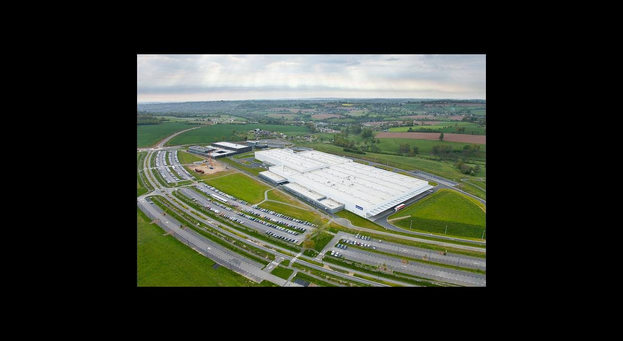 Campus industriel par SLA Architecture