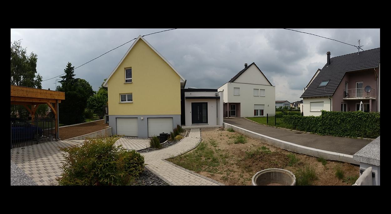 IDN ARCHITECTURE - EXTENSION AGRANDISSEMENT D'UNE MAISON INDIVIDUELLE