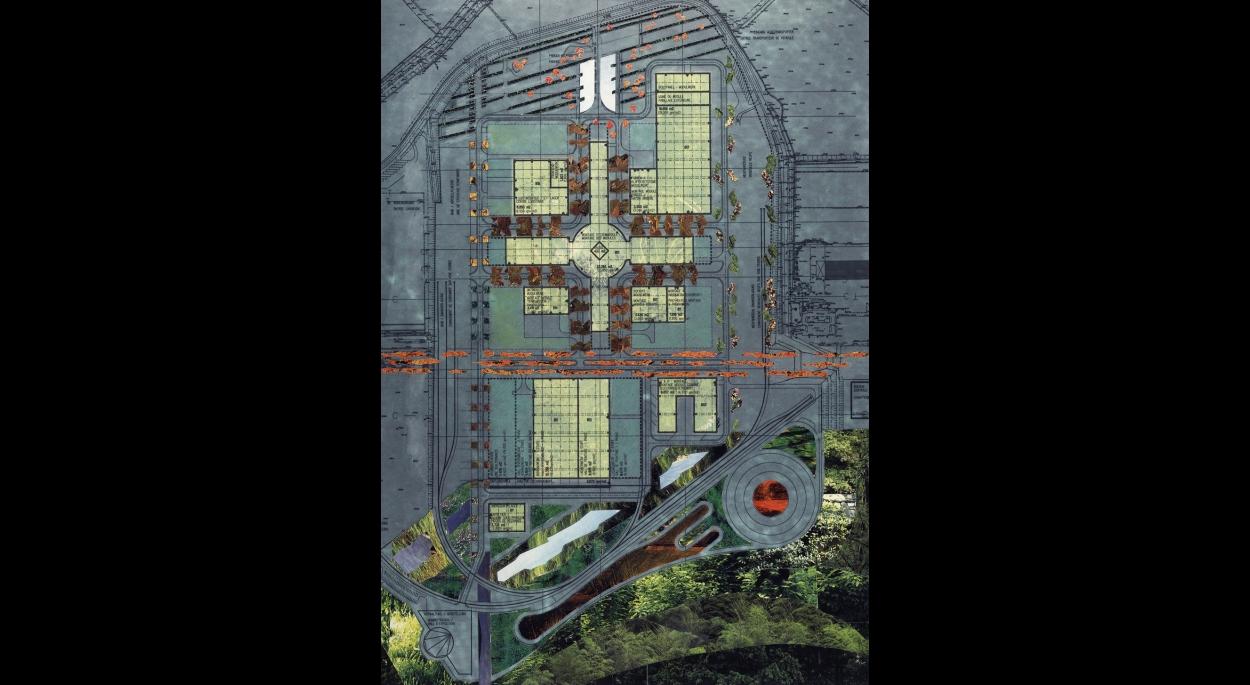 Usine Smart par SLA Architecture