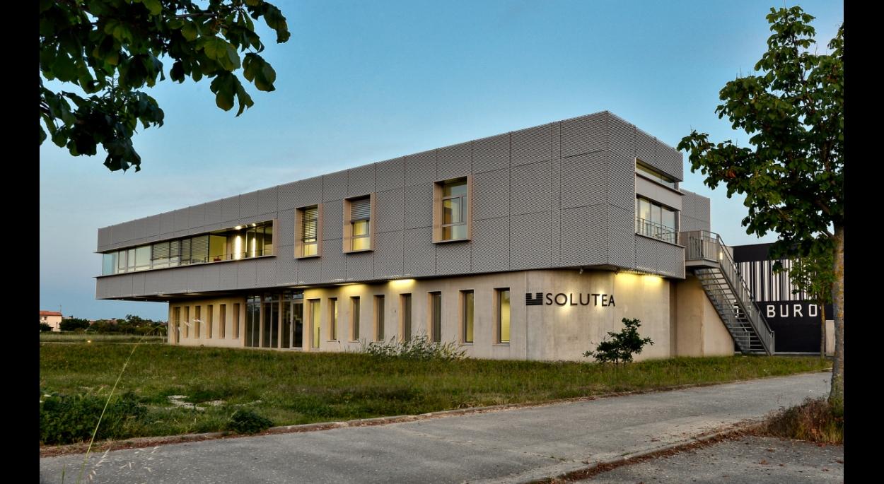 Solutea: construction de bureaux