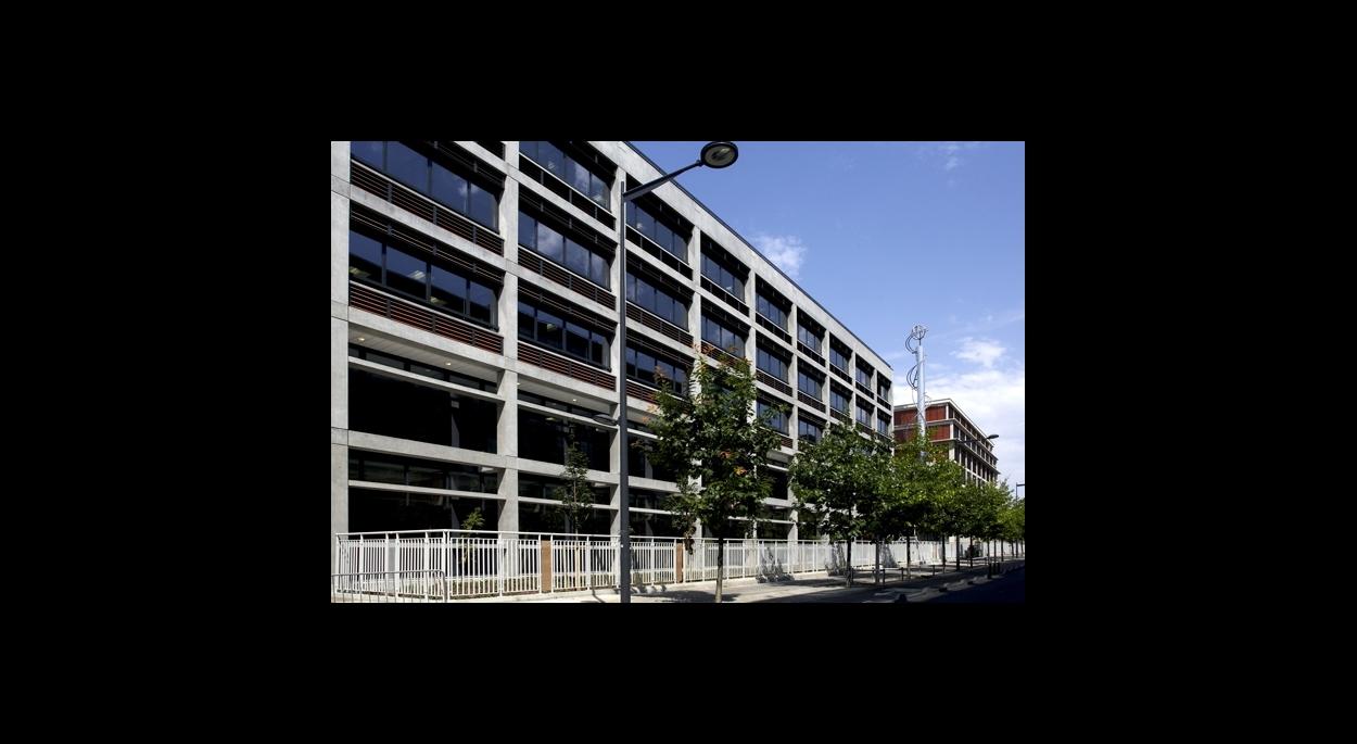 Requalification industrielle par SLA Architecture