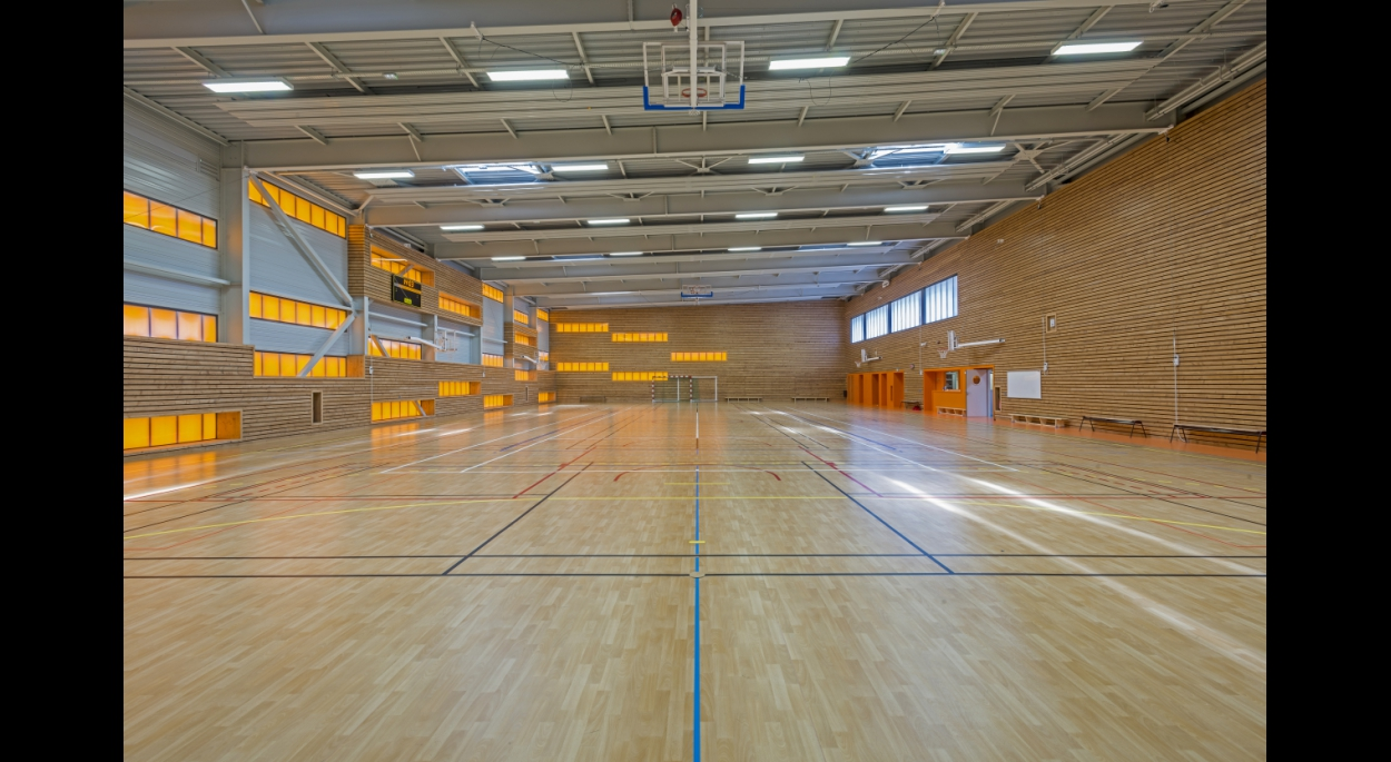 gymnase goncelin grande salle