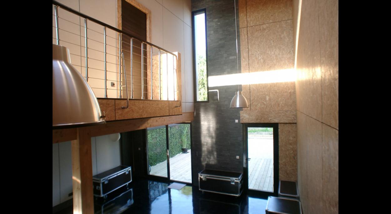 Maison individuelle, Ambiance intérieure