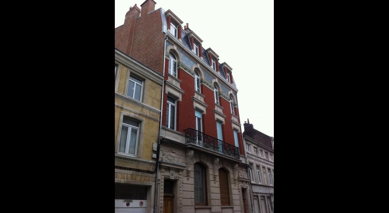 rénovation d'un immeuble classé