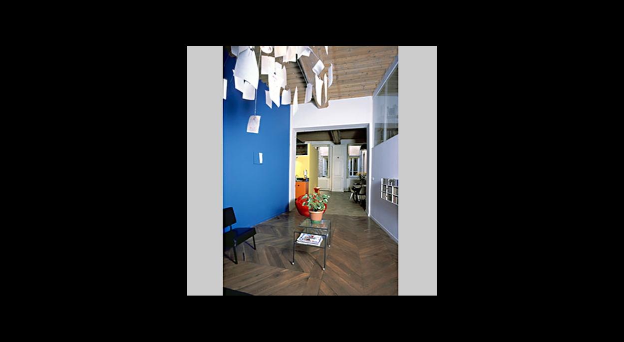 Rénovation d'un appartement rue Alsace Lorraine à Lyon