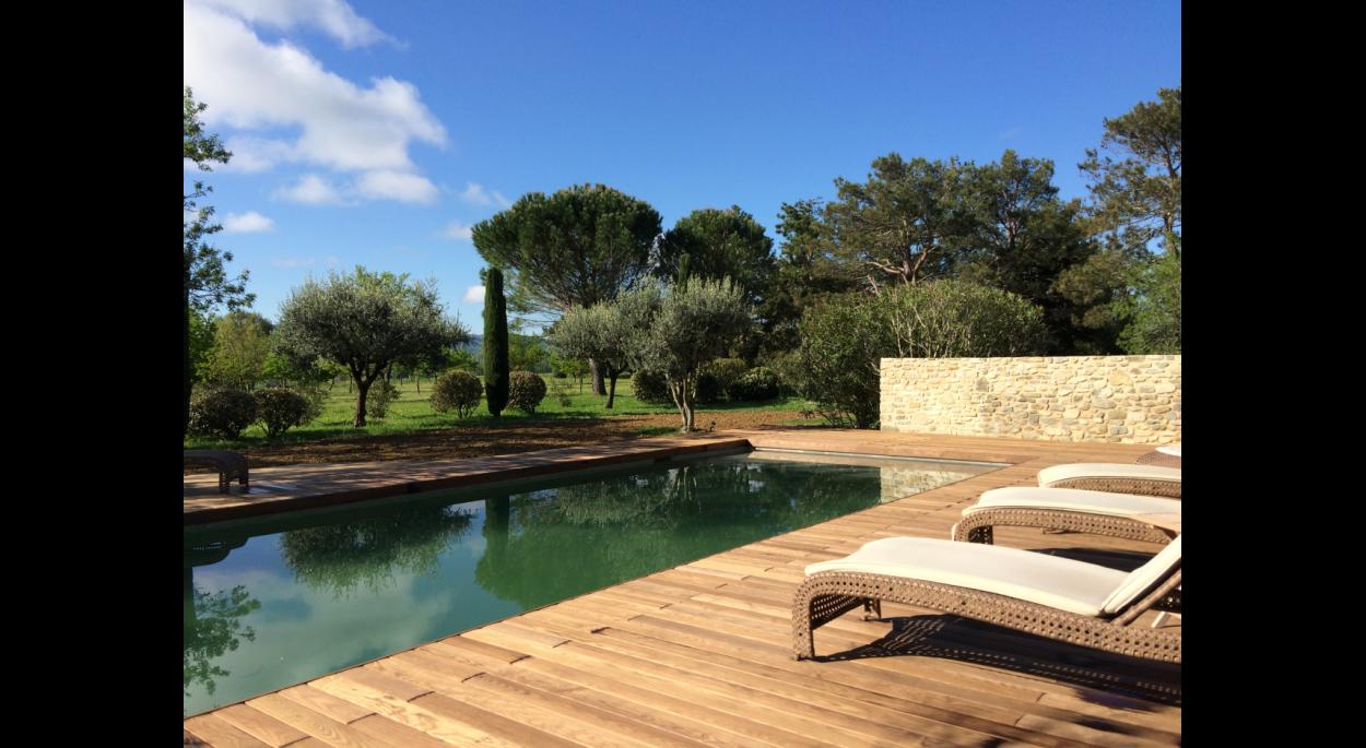 renovation - pool house