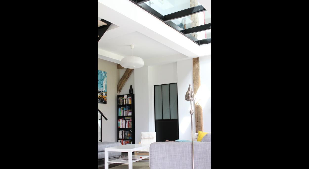 Diaporama De Les Ateliers D Avre Et D Iton Ordre Des Architectes # Plancher De Grange Ancien