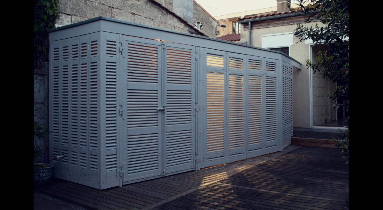 la cabane t l phonique moonwalklocal bordeaux gironde ordre des architectes. Black Bedroom Furniture Sets. Home Design Ideas