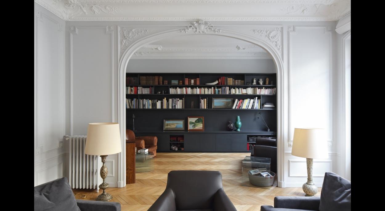 APPARTEMENT WAGRAM | AGENCE TEXIER SOULAS | Paris - Paris | Ordre ...