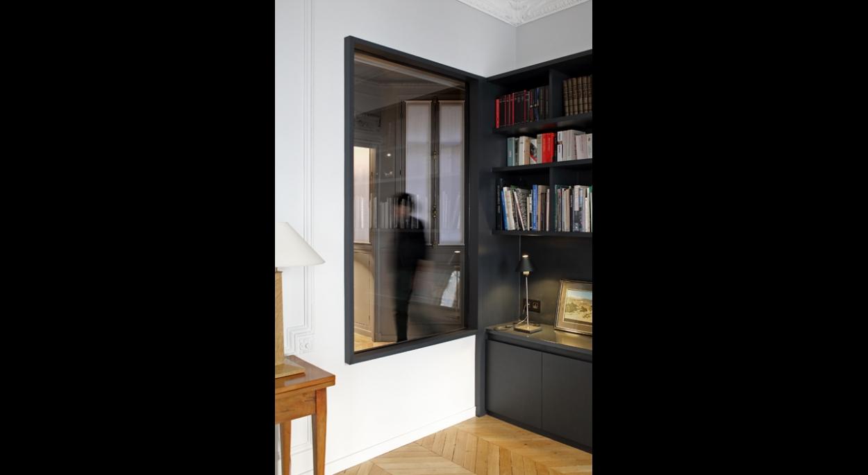 Paris Ordre Texier WagramAgence Soulas Appartement 3Rc54AqjLS