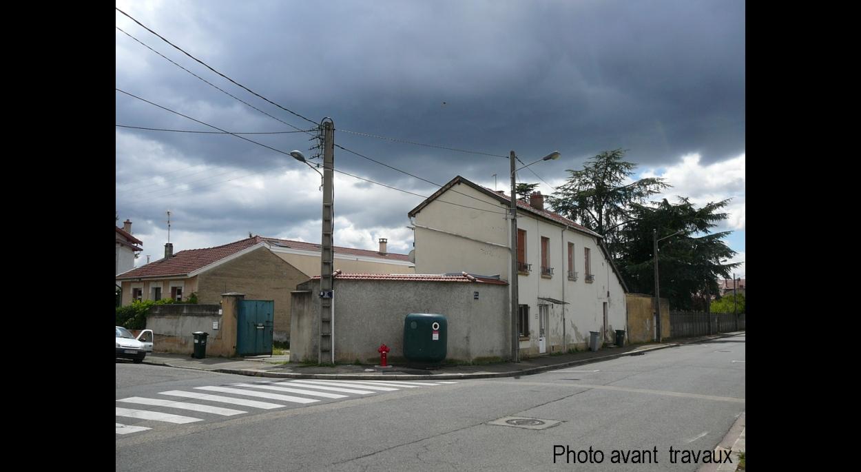 maison ossature bois Lyon