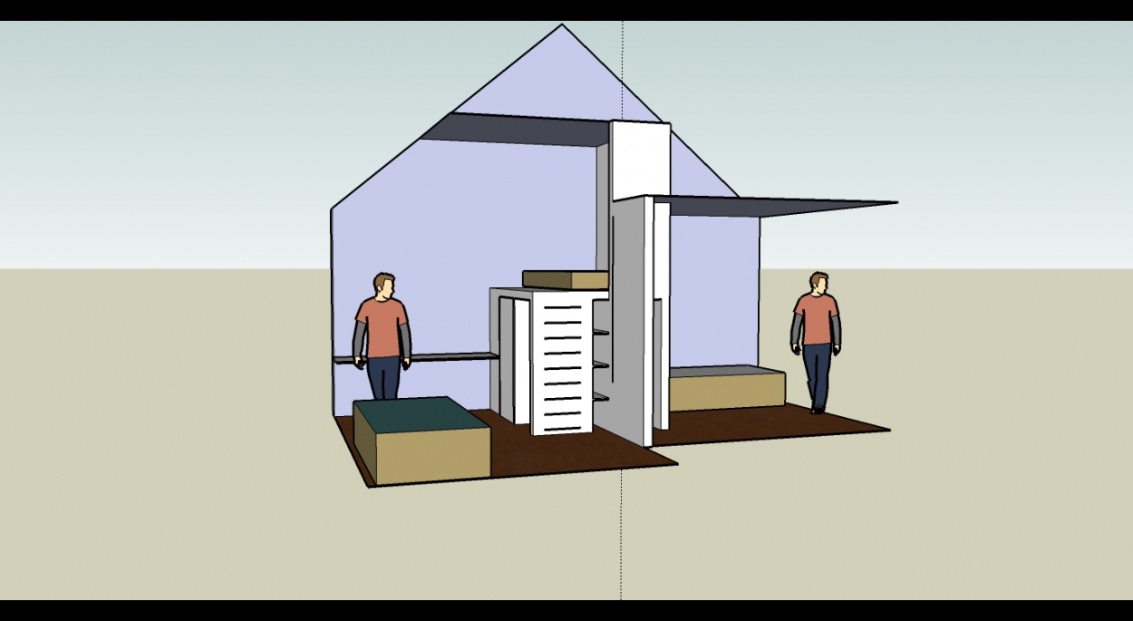am nagement d 39 un espace repos suppl mentaire au coeur des chambres loos benedicte maerten. Black Bedroom Furniture Sets. Home Design Ideas