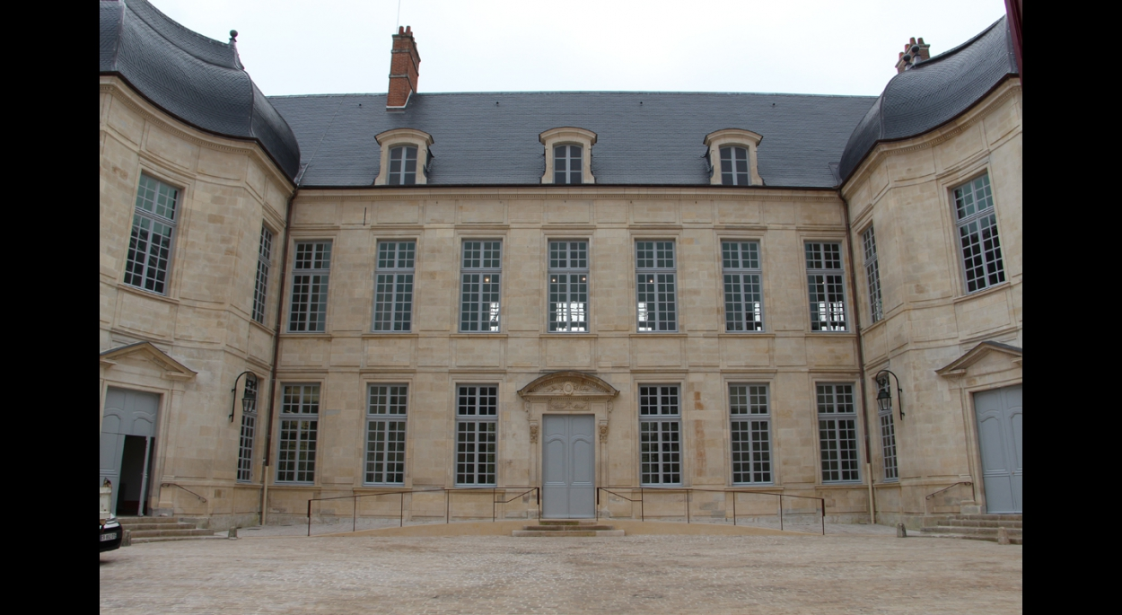 Cour d'honneur.