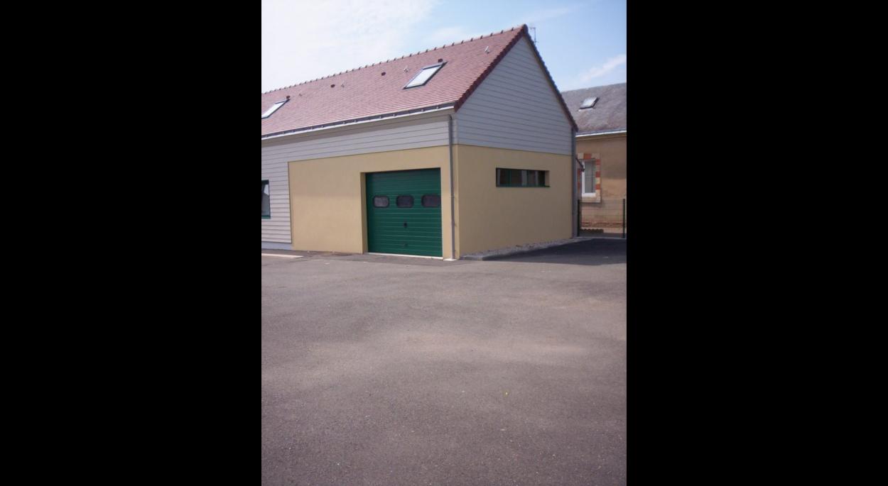 garage et stockage