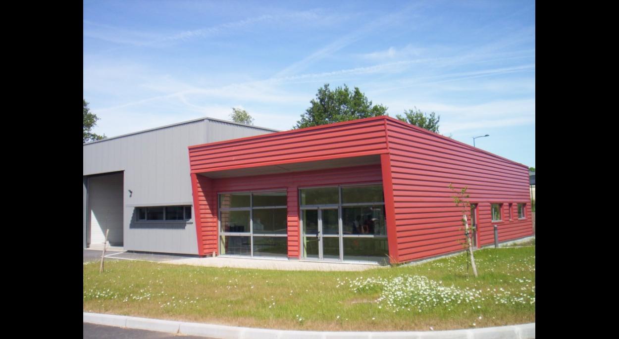 locaux administratifs