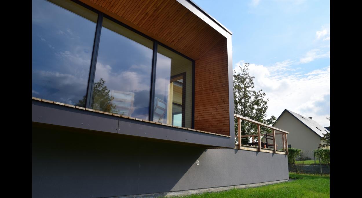 Maison ossature bois 76