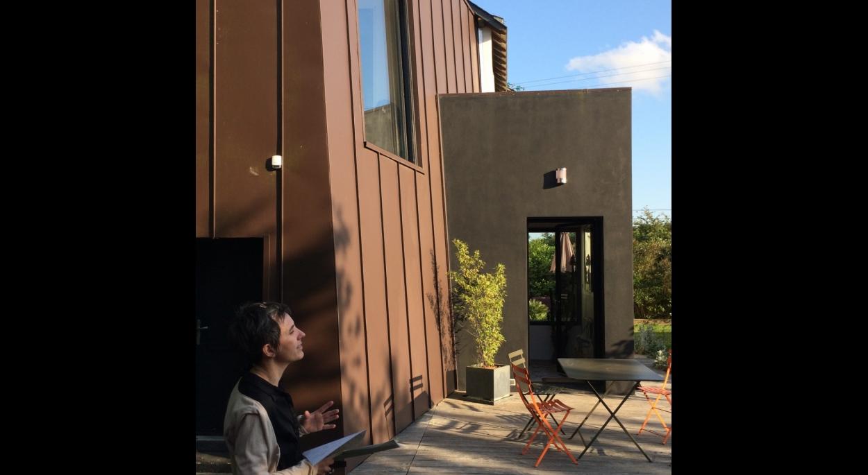 Architecture Anne Favry ouvre ses portes juin 2015 - rénovation extension