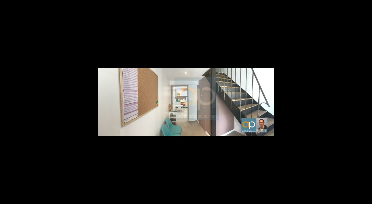 Conception et direction de Travaux cabinet Orthophonie