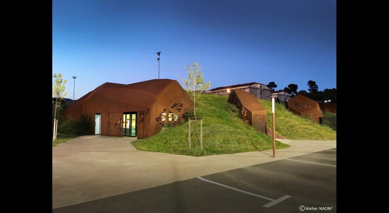 Stade du Merlan - Copyright NAOM*