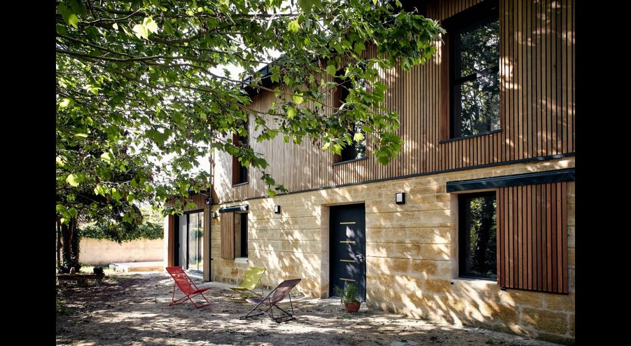 Surelevation Maison 33 extension-surélévation maison hb33, bordeaux | cendrine deville