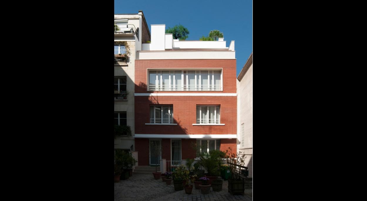 Marc Younan Architecte - Surélévation Paris 16 - Vue 1
