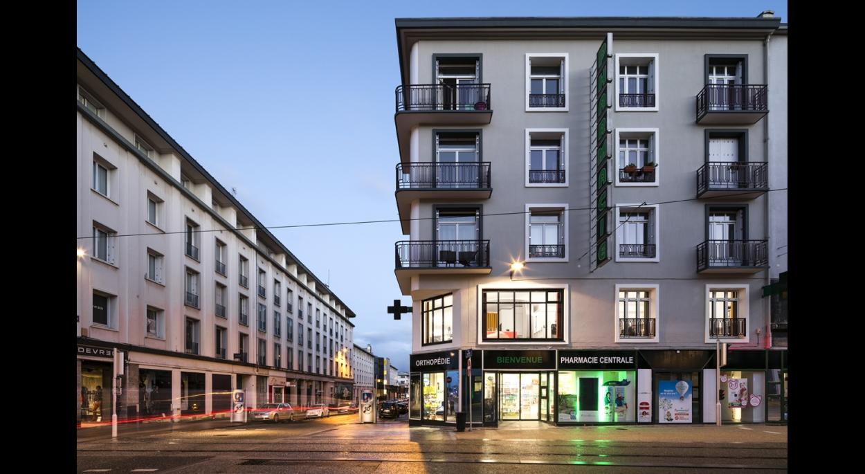 diaporama de laboratoire d 39 architecture de bretagne ordre des architectes. Black Bedroom Furniture Sets. Home Design Ideas