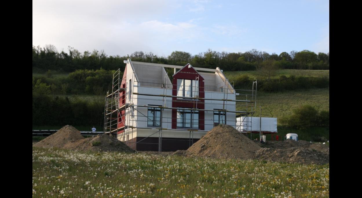 Construction de la structure en 7 jours