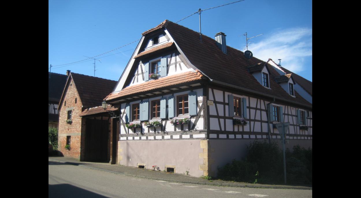 Restructuration de la maison