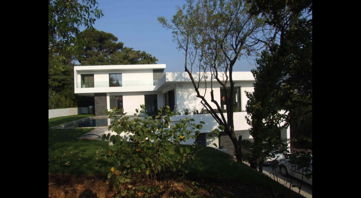 Villa contemporaine Toulon
