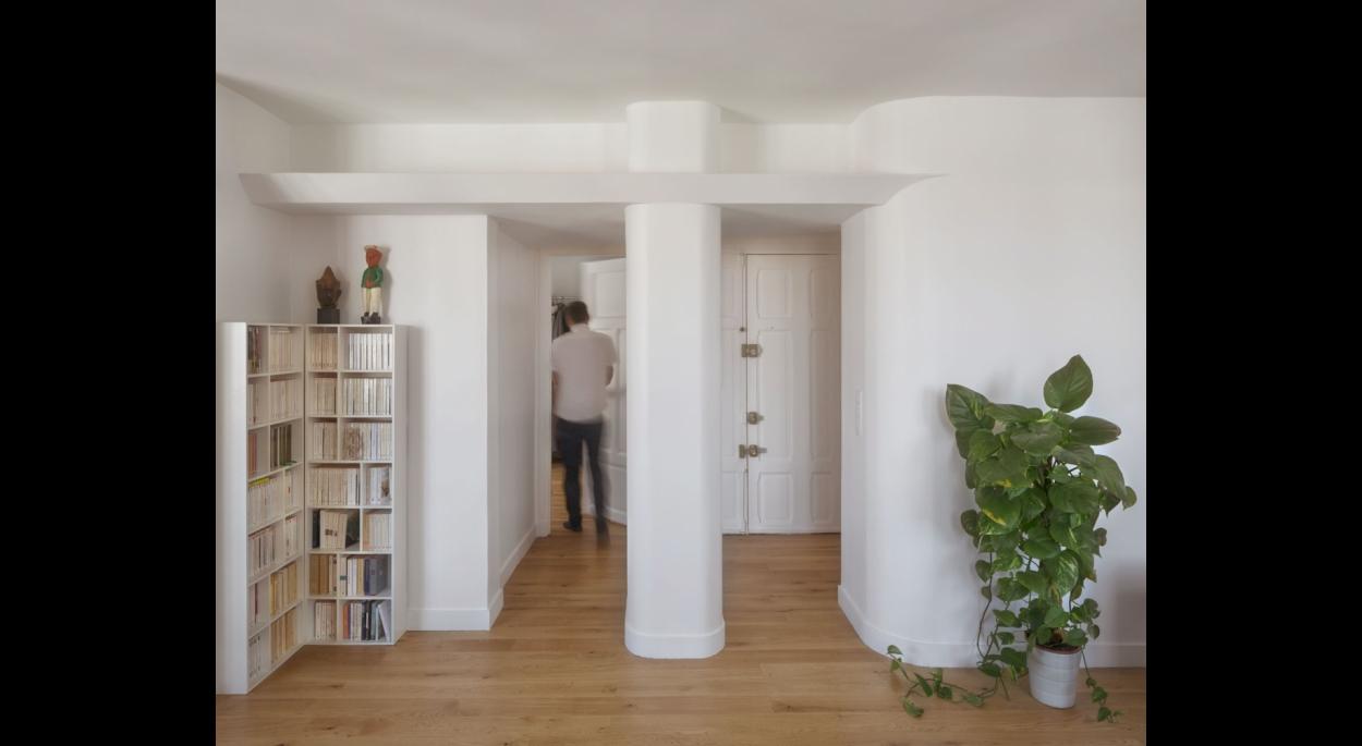 Réaménagement d'un appartement à Montrouge