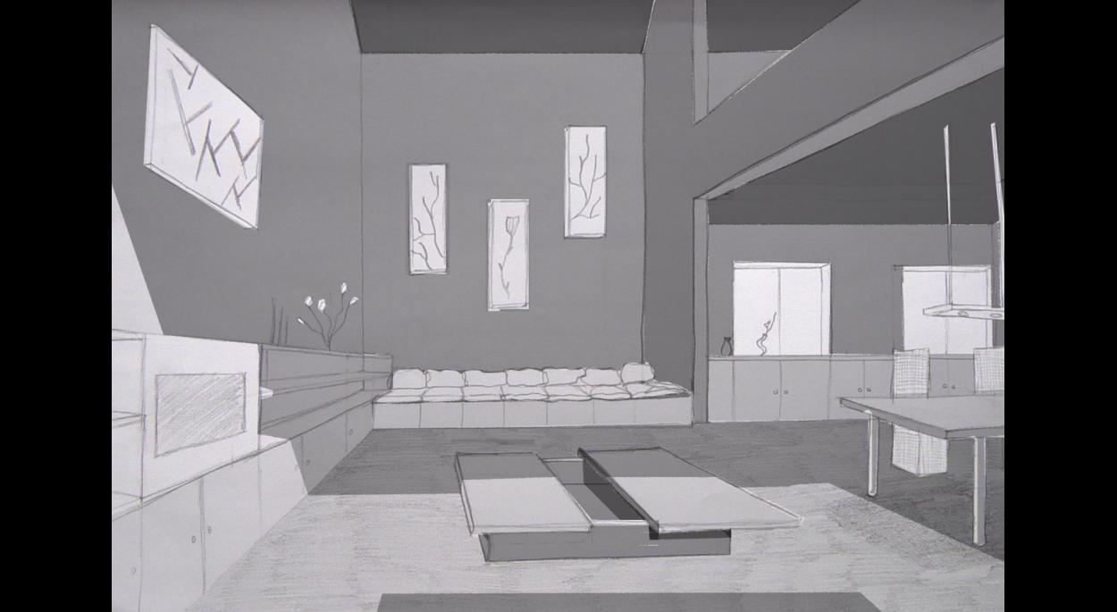 Architecte Cotes D Armor réaménagement intérieur d'une maison | atelier klm