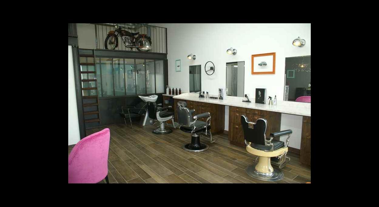 Aménagement d\'un salon de coiffure | DUCOS GRELIER ...