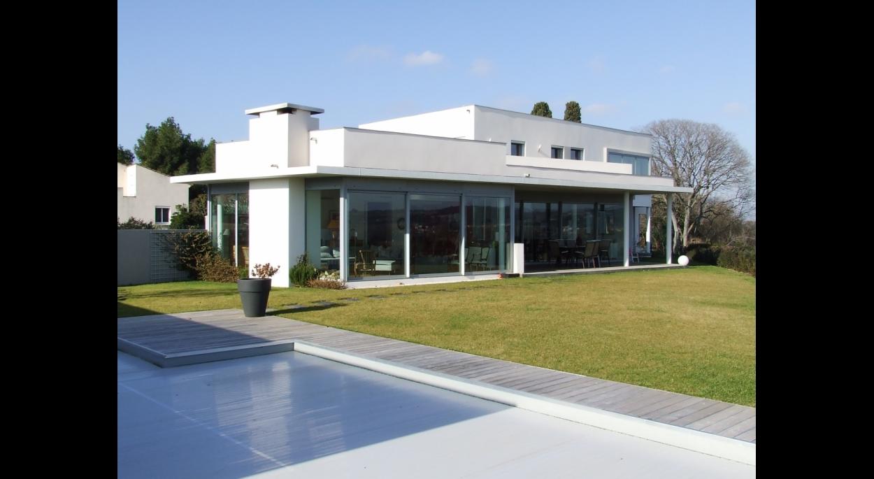 maison individuelle, villa, Maraussan