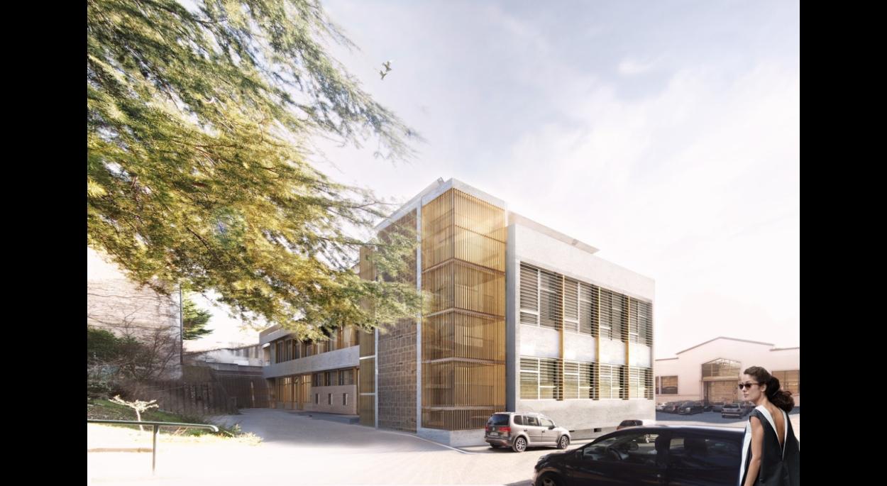 Réhabilitation du bâtiment M - pôle des énergies décarbonées du Campus de l'ENSAM