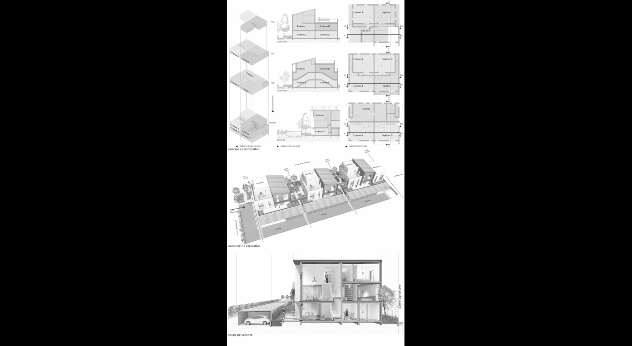 17 logements intermédiaires à Dammarie-Les-Lys