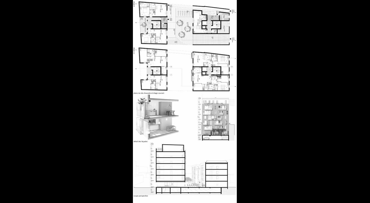 20 logements à Saint-Denis