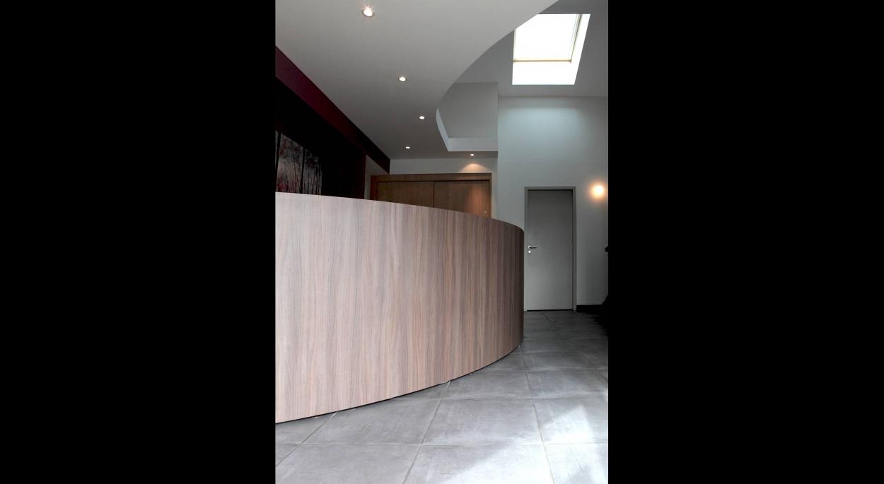 restructuration | architecture intérieure | nathalie Brulé architecte La Rochelle