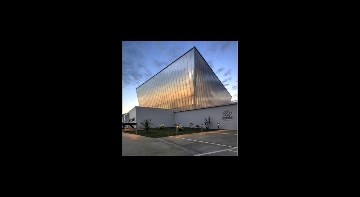 La Cité des Arts à Saint-Denis de La Réunion 974