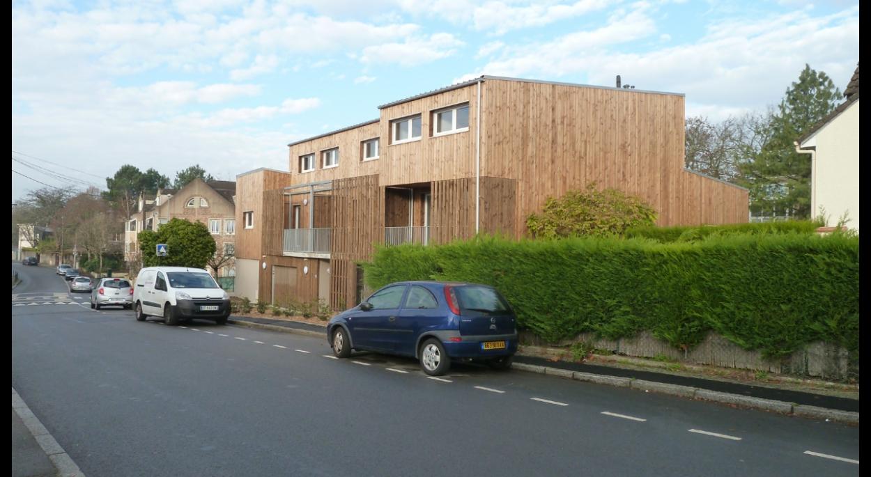 Implantation du bâtiment par rapport à son environnement