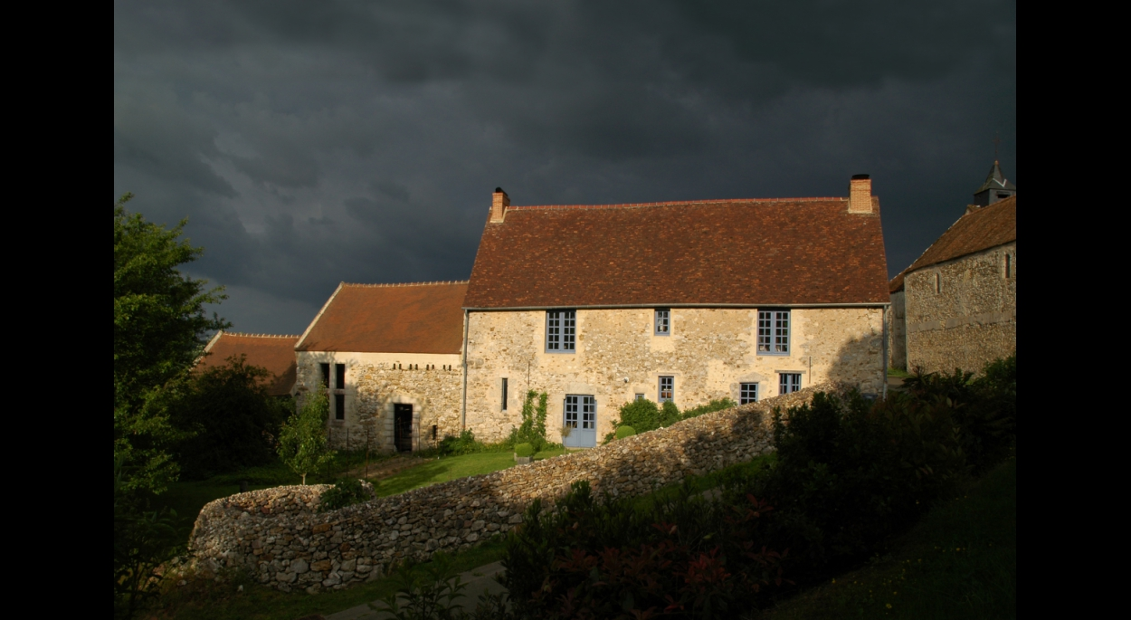 Rémi TURC architecte Château-Thierry Reims Épernay – rénovation maison XVIIe siècle, projet façade
