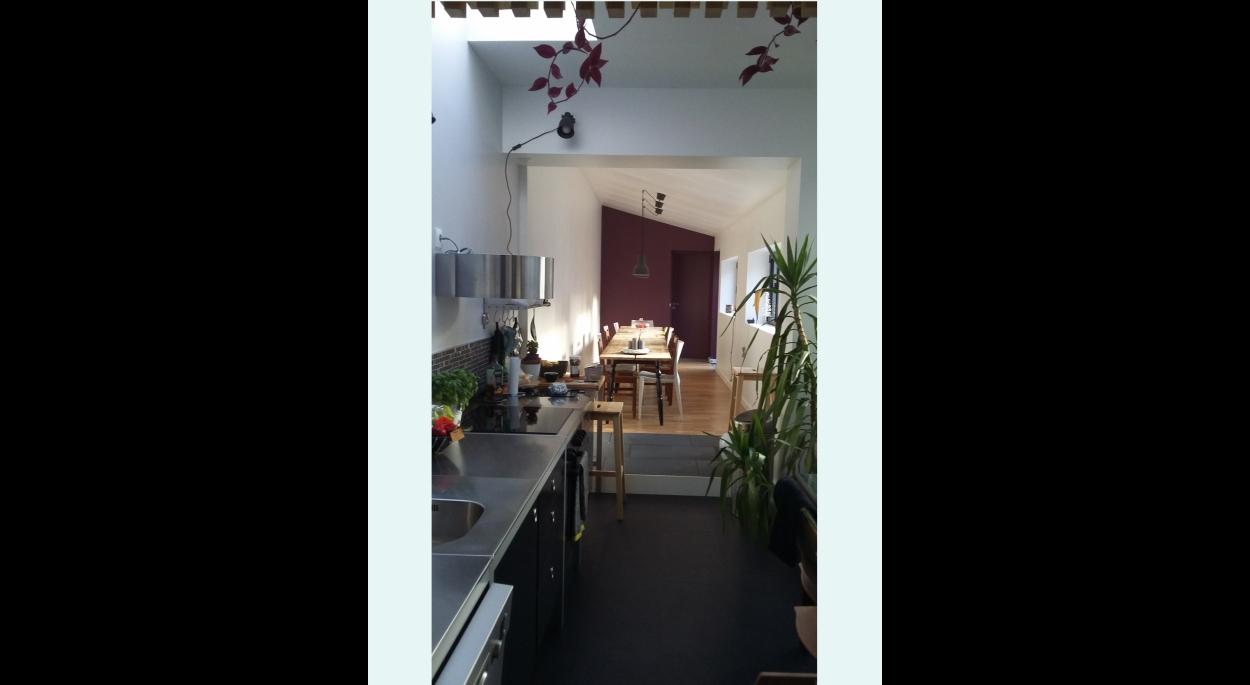 AàZ architectes LIL 00 cuisine