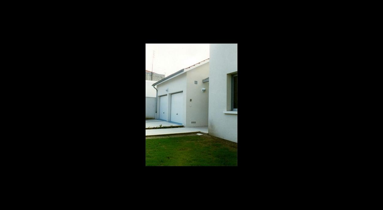 Maison Neuve A Maisons Alfort Carcian Gerard Sevres Hauts De Seine Ordre Des Architectes