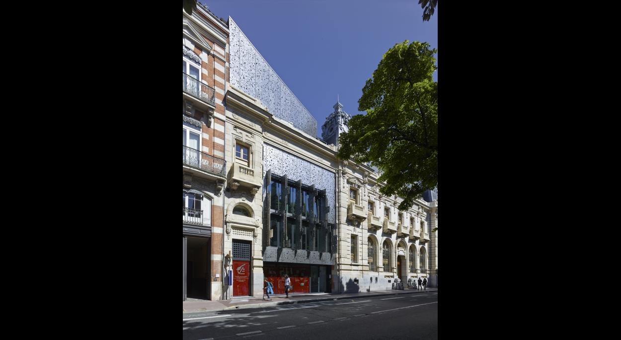 Architecte Paysagiste Midi Pyrénées siège caisse d'epargne midi-pyrénées | sarl taillandier