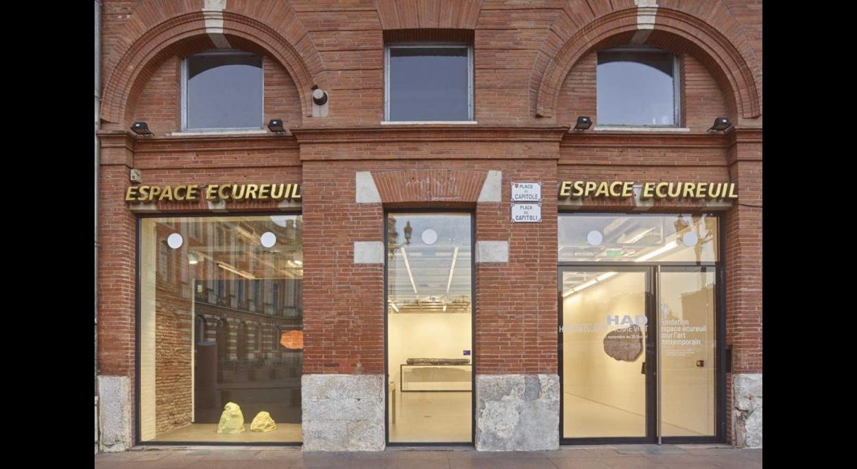 Façade Fondation Écureuil