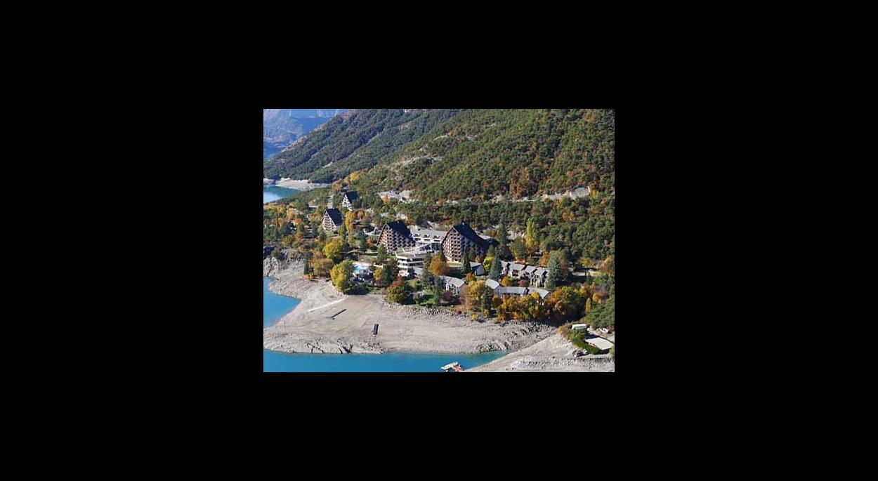 hotel club hyvans chorges pro btp lac serre ponçon