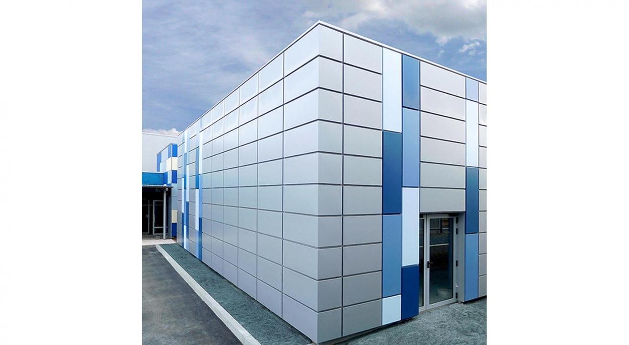 HUMEZ ARCHITECTURE – Damien-Olivier HUMEZ – architecte DPLG en Vendée(85): DOJO DE CHANTONNAY 01