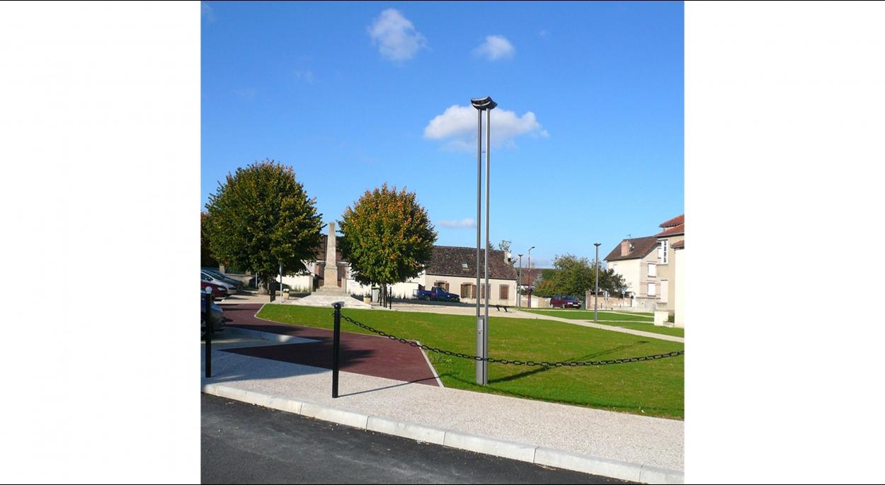 HUMEZ ARCHITECTURE – Damien-Olivier HUMEZ – architecte DPLG en Vendée(85): CENTRE BOURG DE SOUCY 01